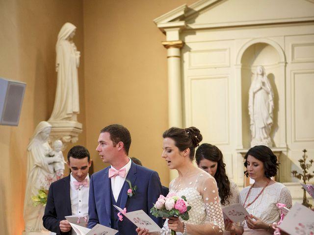 Le mariage de Louis et Céline à Millery, Rhône 7