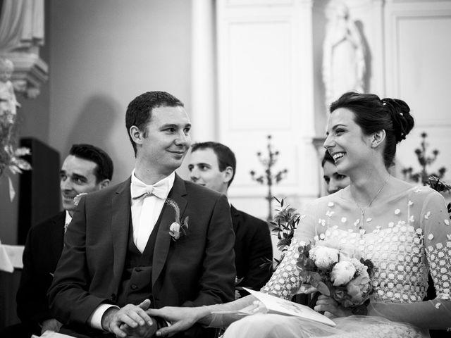 Le mariage de Louis et Céline à Millery, Rhône 8