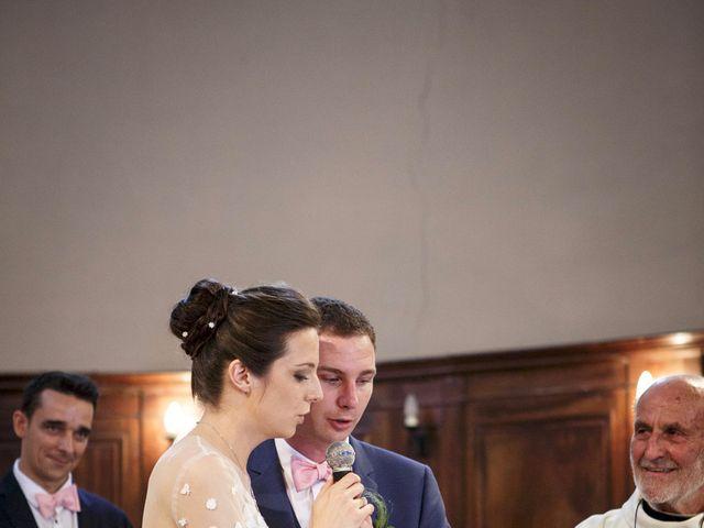Le mariage de Louis et Céline à Millery, Rhône 9