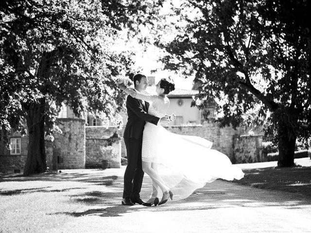 Le mariage de Louis et Céline à Millery, Rhône 10