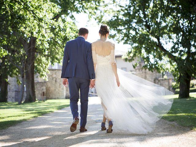 Le mariage de Louis et Céline à Millery, Rhône 12