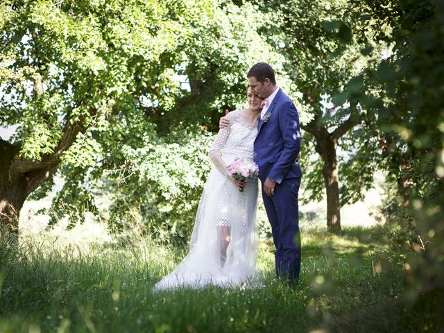 Le mariage de Louis et Céline à Millery, Rhône 14