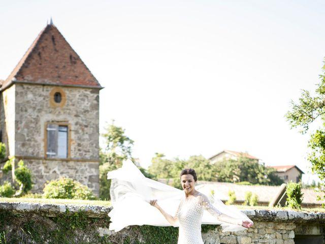 Le mariage de Louis et Céline à Millery, Rhône 16