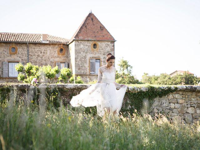 Le mariage de Louis et Céline à Millery, Rhône 17