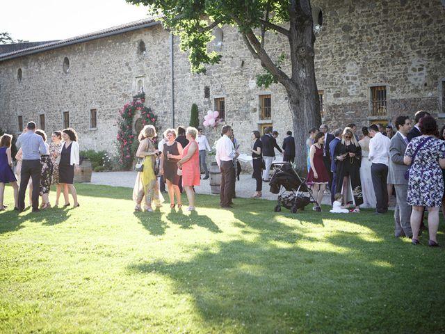 Le mariage de Louis et Céline à Millery, Rhône 21