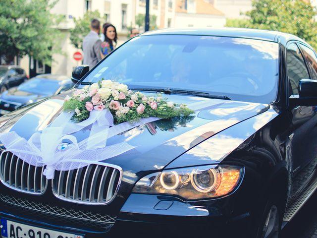 Le mariage de Micka et Alice à Vaugrigneuse, Essonne 16