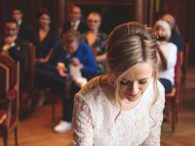 Le mariage de Micka et Alice à Vaugrigneuse, Essonne 21