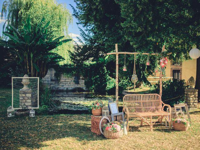 Le mariage de Micka et Alice à Vaugrigneuse, Essonne 41
