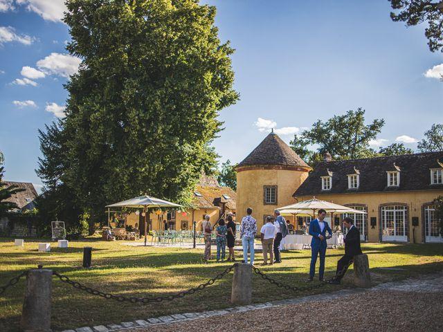 Le mariage de Micka et Alice à Vaugrigneuse, Essonne 42