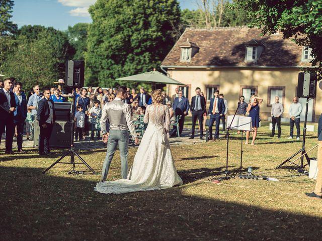 Le mariage de Micka et Alice à Vaugrigneuse, Essonne 45
