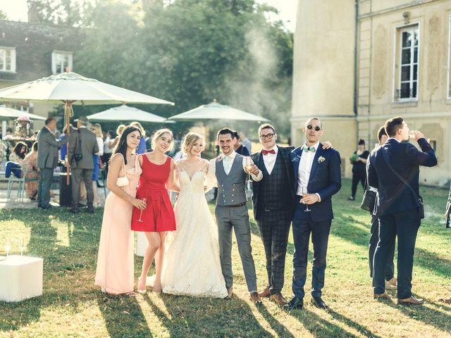 Le mariage de Micka et Alice à Vaugrigneuse, Essonne 51