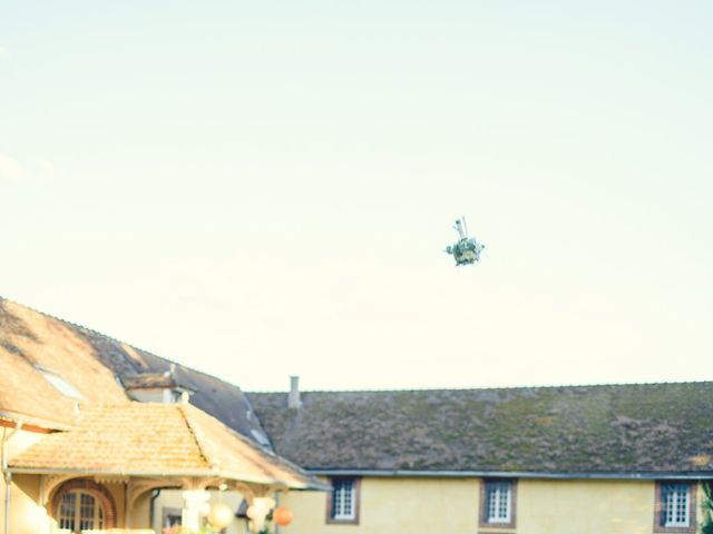 Le mariage de Micka et Alice à Vaugrigneuse, Essonne 69