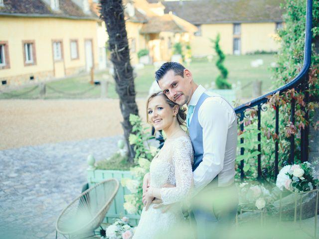 Le mariage de Micka et Alice à Vaugrigneuse, Essonne 71