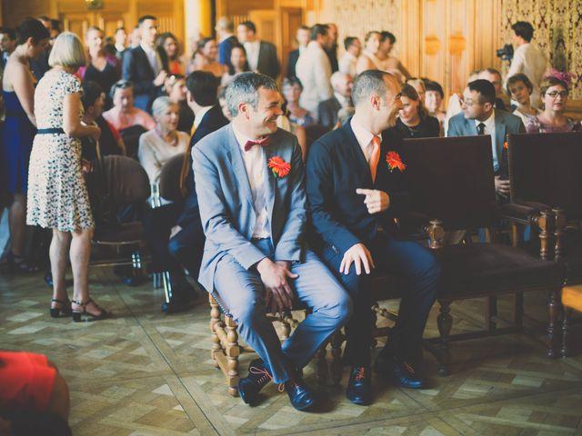 Le mariage de Etienne et Amandine à Pont-Saint-Martin, Loire Atlantique 13