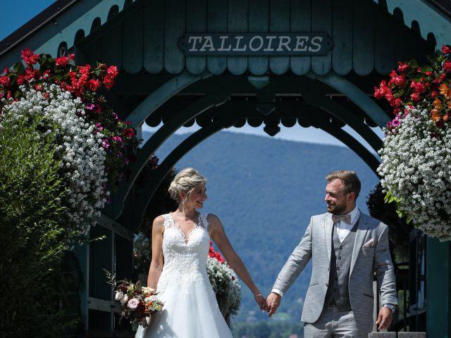 Le mariage de Marc et Kathleen  à Faverges, Haute-Savoie 3