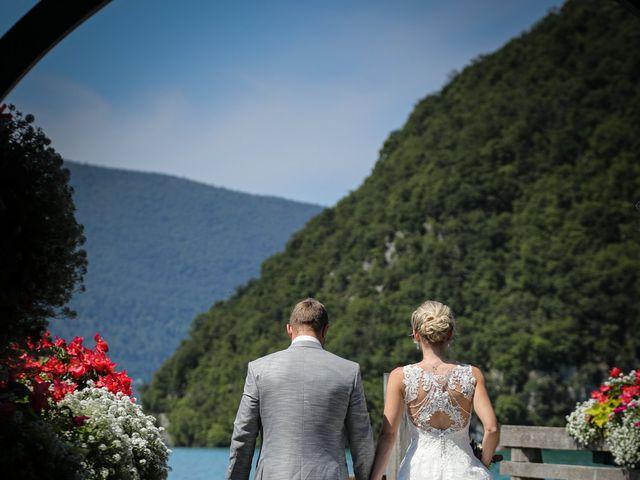 Le mariage de Marc et Kathleen  à Faverges, Haute-Savoie 4