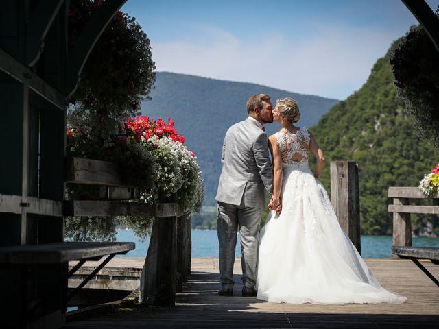 Le mariage de Marc et Kathleen  à Faverges, Haute-Savoie 1