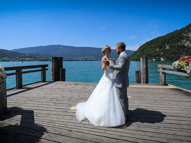 Le mariage de Marc et Kathleen  à Faverges, Haute-Savoie 2