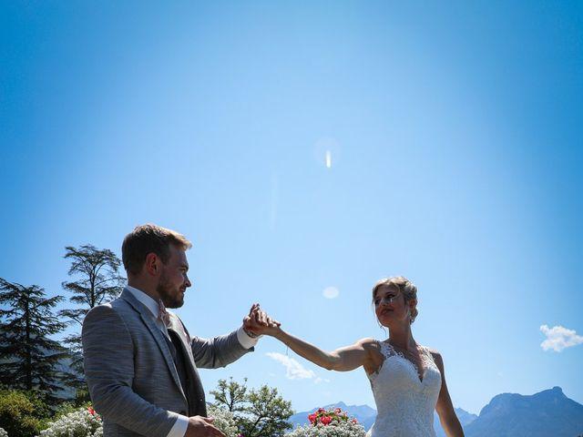 Le mariage de Marc et Kathleen  à Faverges, Haute-Savoie 5
