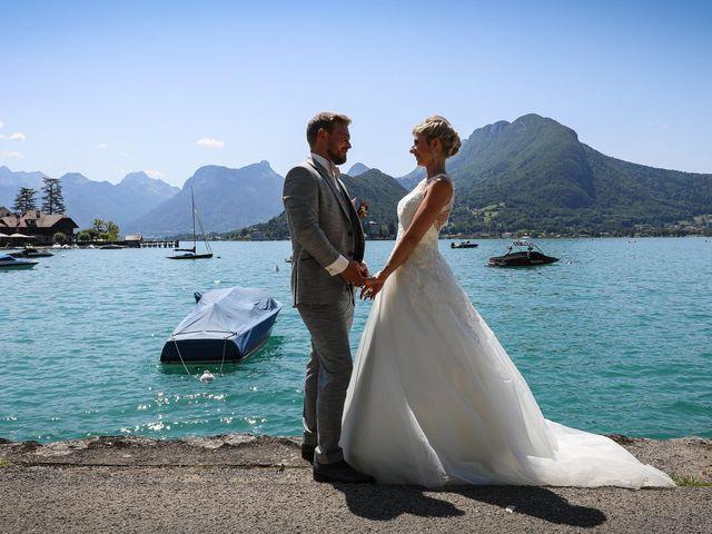 Le mariage de Marc et Kathleen  à Faverges, Haute-Savoie 6
