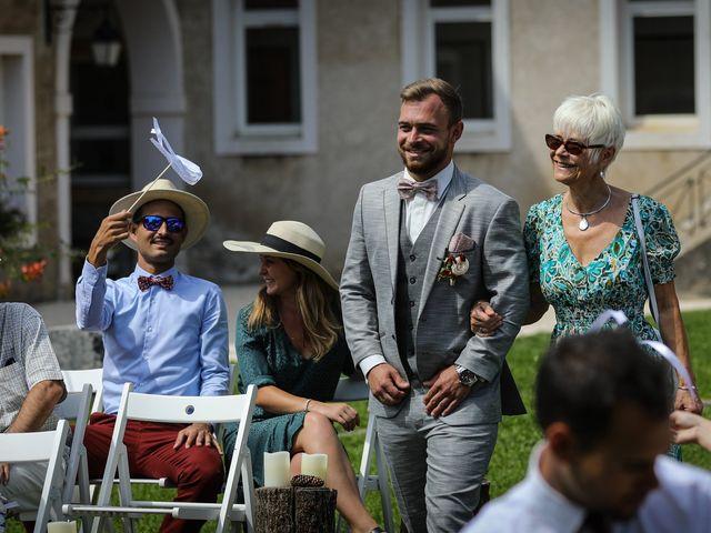 Le mariage de Marc et Kathleen  à Faverges, Haute-Savoie 9