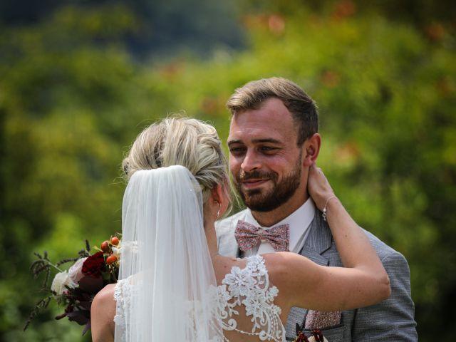 Le mariage de Marc et Kathleen  à Faverges, Haute-Savoie 11