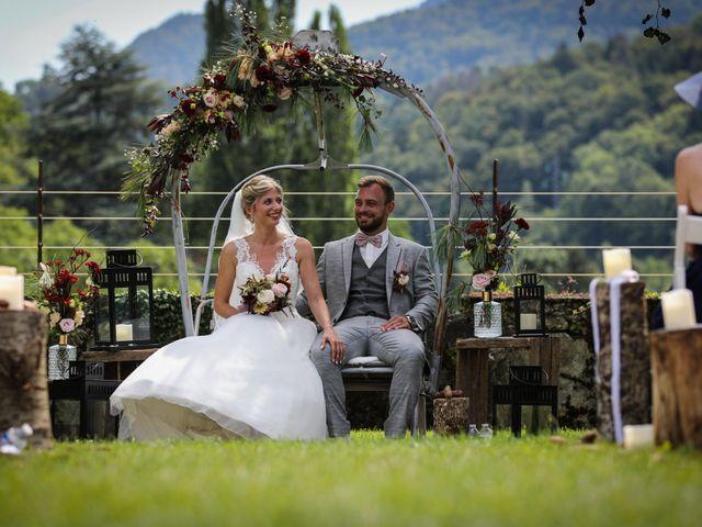 Le mariage de Marc et Kathleen  à Faverges, Haute-Savoie 12