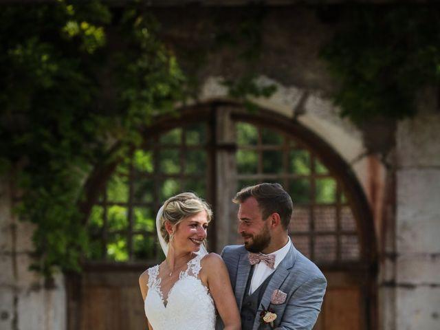 Le mariage de Marc et Kathleen  à Faverges, Haute-Savoie 35