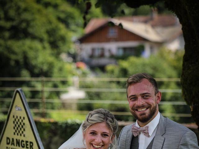 Le mariage de Marc et Kathleen  à Faverges, Haute-Savoie 15