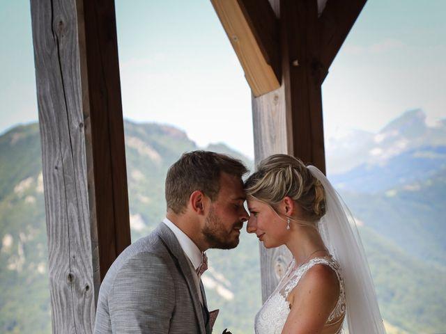 Le mariage de Marc et Kathleen  à Faverges, Haute-Savoie 21