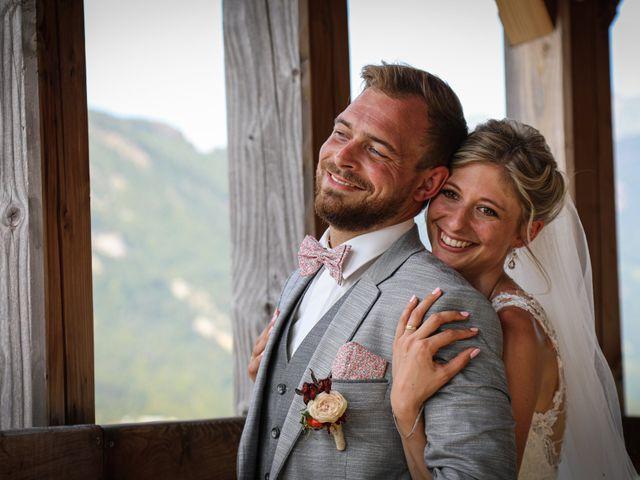 Le mariage de Marc et Kathleen  à Faverges, Haute-Savoie 22