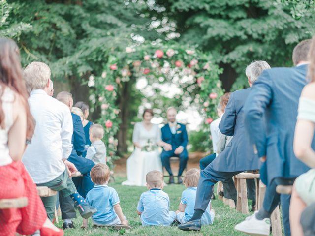 Le mariage de Elise et Nicolas