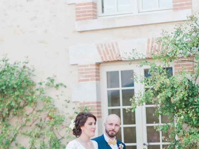 Le mariage de Nicolas et Elise à Gas, Eure-et-Loir 10