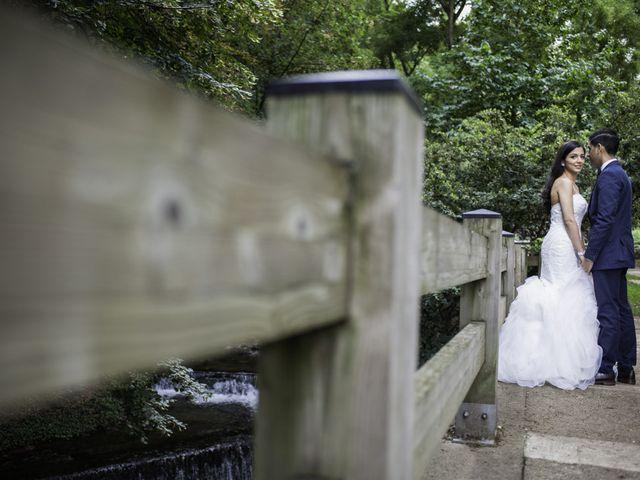 Le mariage de Nima et Mélody à Chambon-sur-Lac, Puy-de-Dôme 10