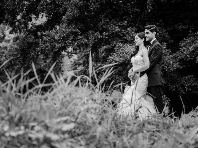 Le mariage de Nima et Mélody à Chambon-sur-Lac, Puy-de-Dôme 13