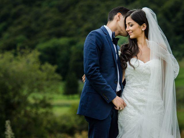 Le mariage de Nima et Mélody à Chambon-sur-Lac, Puy-de-Dôme 1