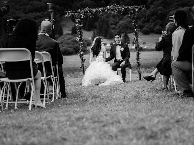 Le mariage de Nima et Mélody à Chambon-sur-Lac, Puy-de-Dôme 18