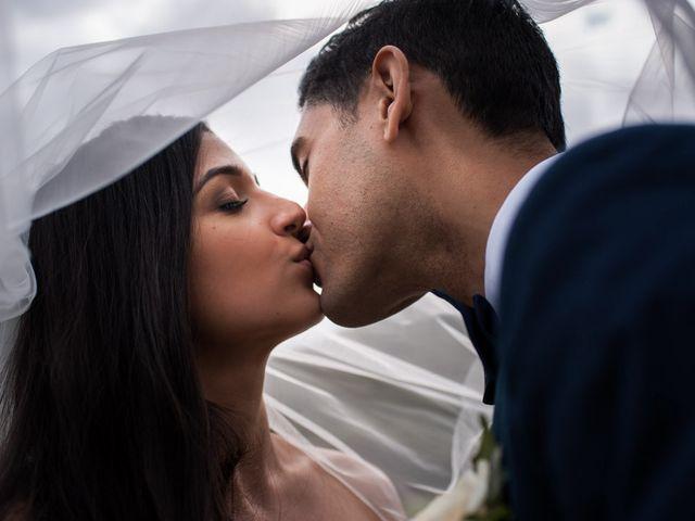 Le mariage de Nima et Mélody à Chambon-sur-Lac, Puy-de-Dôme 19