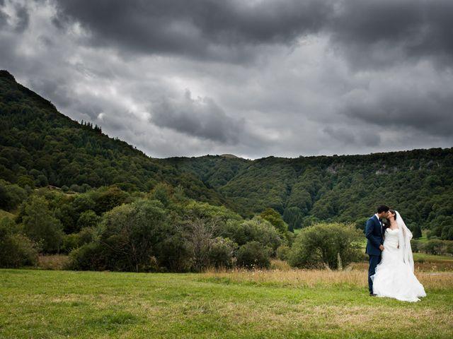 Le mariage de Nima et Mélody à Chambon-sur-Lac, Puy-de-Dôme 21