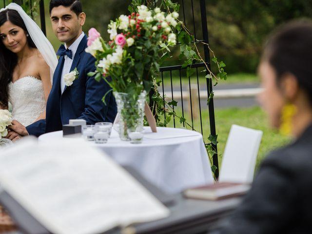 Le mariage de Nima et Mélody à Chambon-sur-Lac, Puy-de-Dôme 25