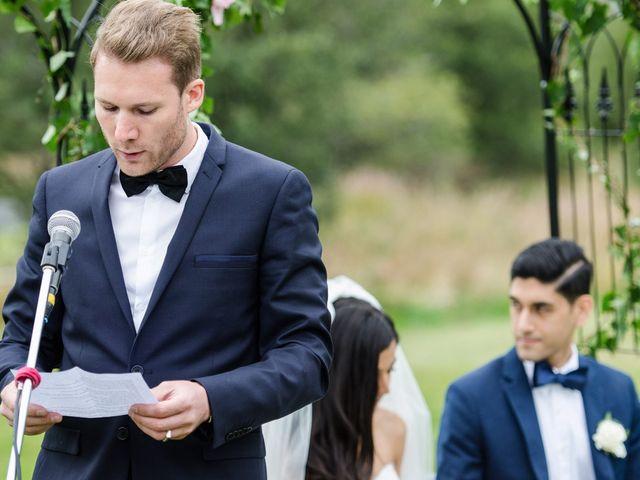 Le mariage de Nima et Mélody à Chambon-sur-Lac, Puy-de-Dôme 26