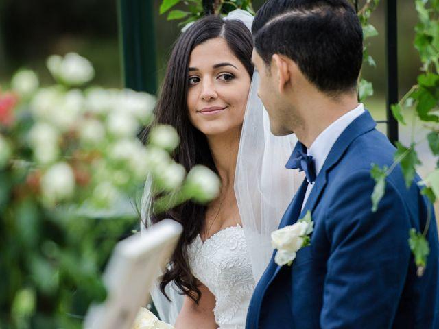 Le mariage de Nima et Mélody à Chambon-sur-Lac, Puy-de-Dôme 28