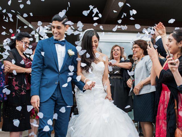 Le mariage de Nima et Mélody à Chambon-sur-Lac, Puy-de-Dôme 14