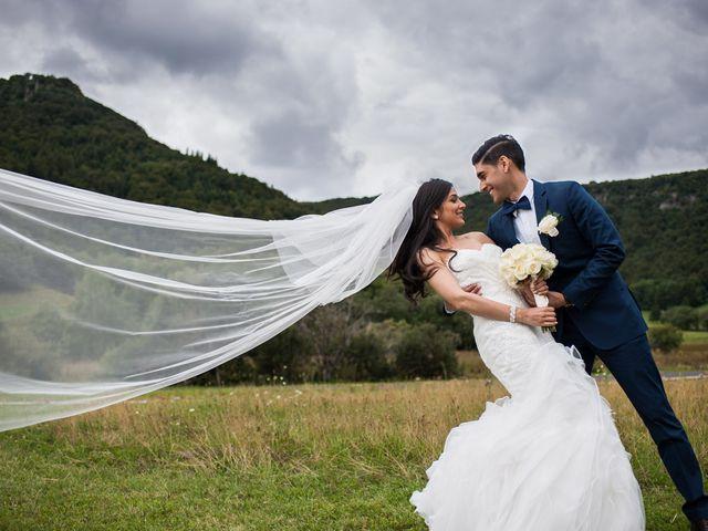 Le mariage de Nima et Mélody à Chambon-sur-Lac, Puy-de-Dôme 24