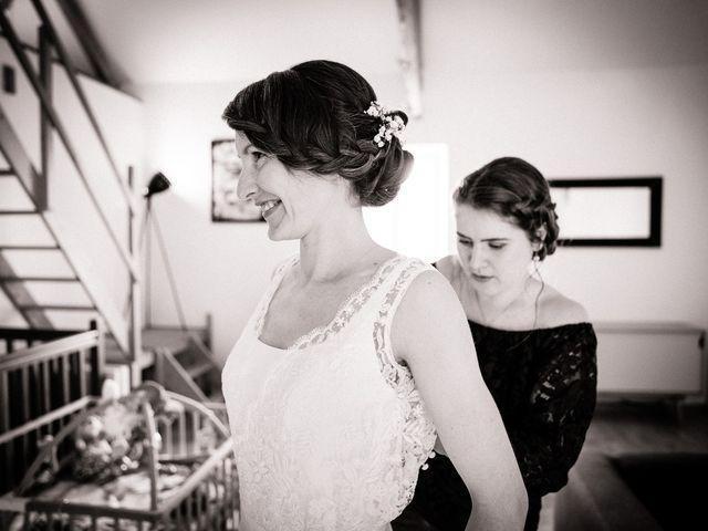 Le mariage de Baptiste et Laetitia à Camoël, Morbihan 2