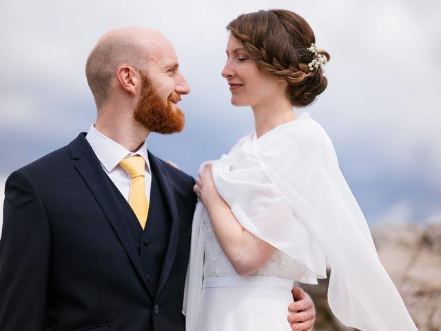 Le mariage de Laetitia et Baptiste