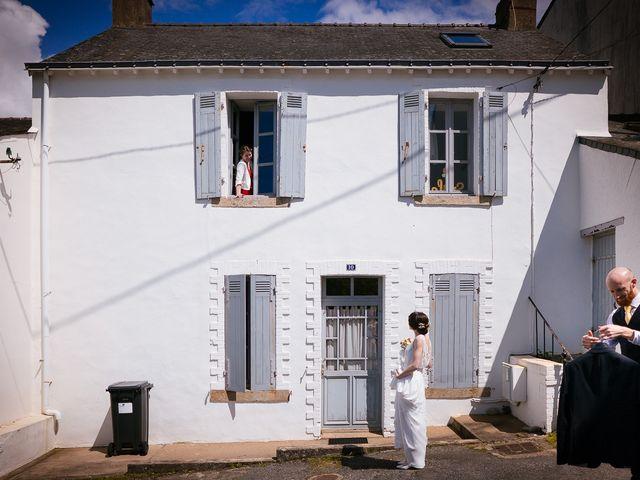 Le mariage de Baptiste et Laetitia à Camoël, Morbihan 17