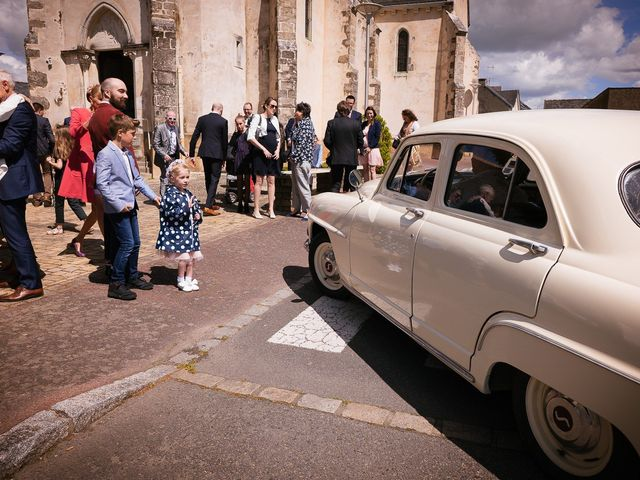 Le mariage de Baptiste et Laetitia à Camoël, Morbihan 23