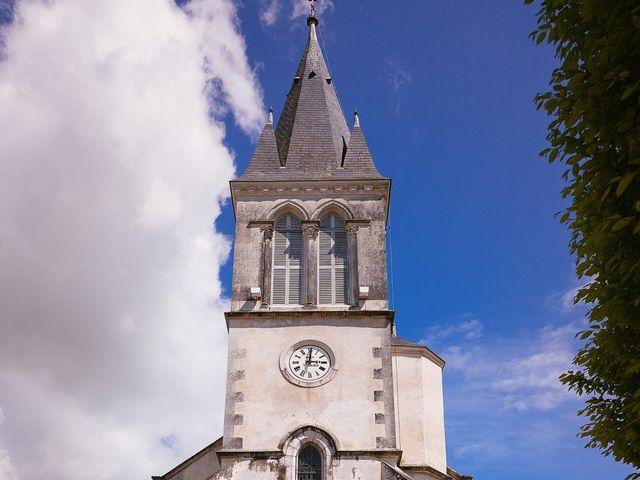 Le mariage de Baptiste et Laetitia à Camoël, Morbihan 25