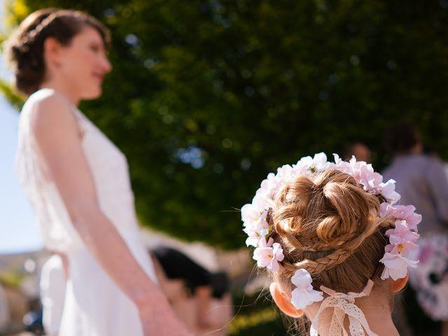 Le mariage de Baptiste et Laetitia à Camoël, Morbihan 26